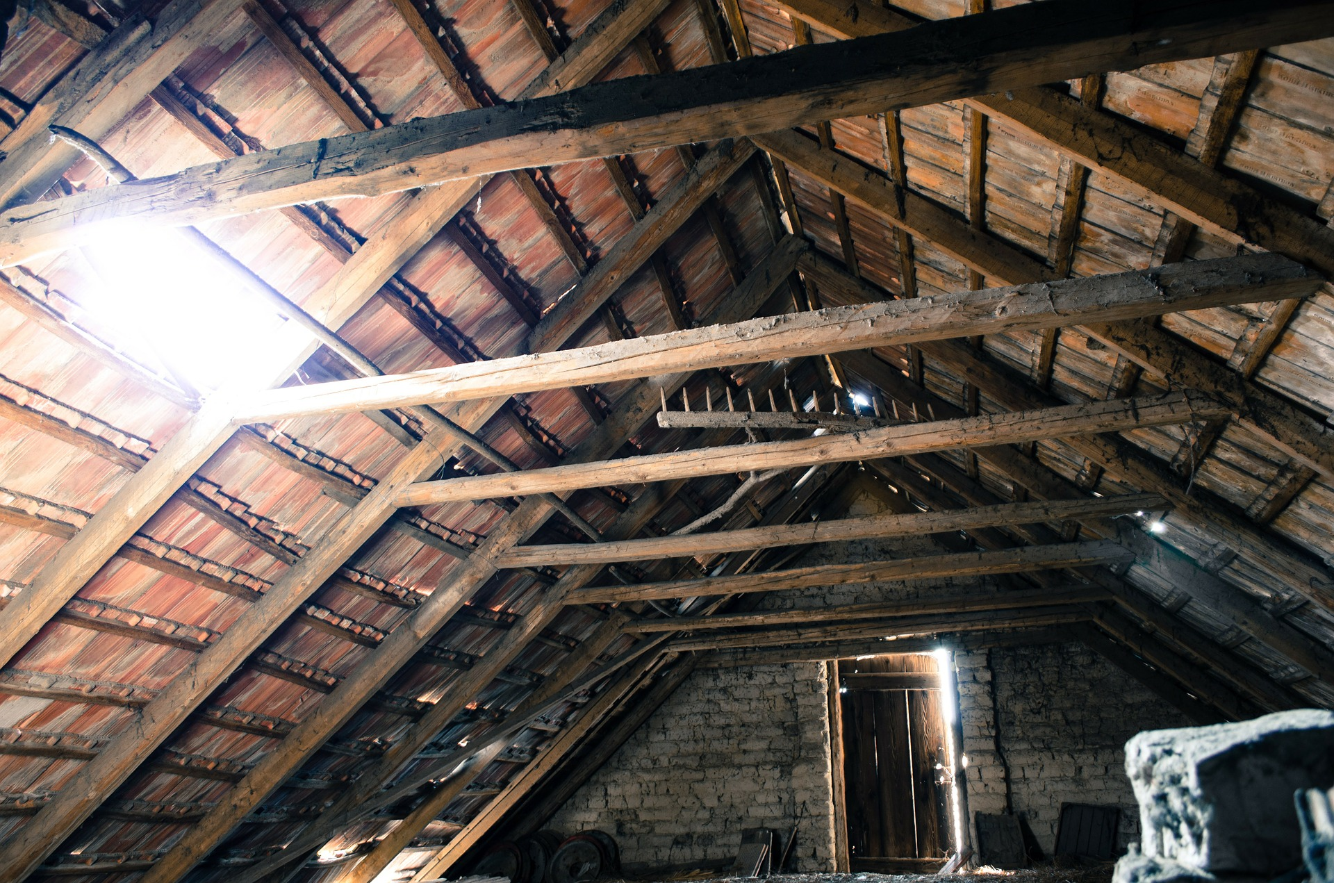 What are those scary haunting noises in my Attic?